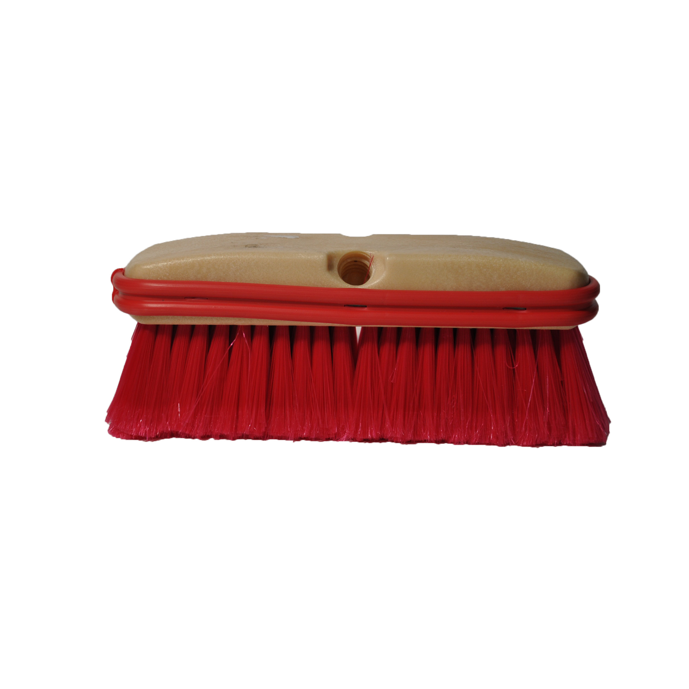 10 Quot Wash Brush Red Auto Supplies Texbrite