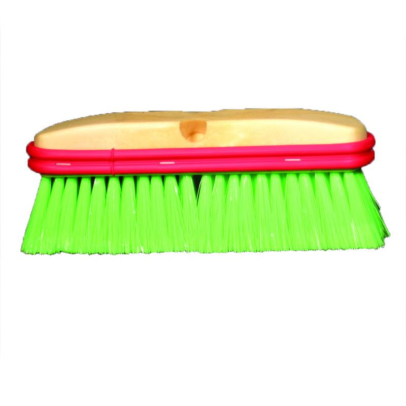 Car Wash Brush >> 10 Wash Brush Green Auto Supplies Texbrite