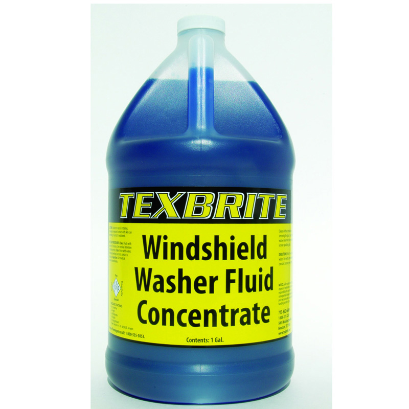 Windshield Washer Fluid Concentrate Auto Supplies Texbrite